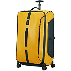 SAMSONITE Paradiver Light - Spinner Duffle Bag 79/29 Bolsa de viaje, 79 cm, 125 liters, Amarillo (Yellow)