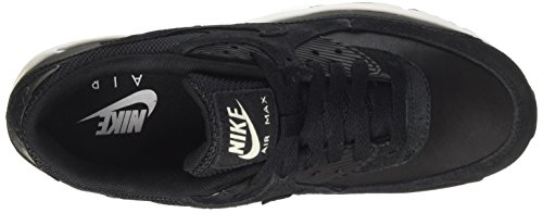 Nike Air Max 90 Ultra 2.0 LTR, Chaussures de Gymnastique Homme Noir (Black/black/summit White)