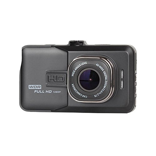 KDLD AutoKamera ®1080P hohe Definition 3.0 Zoll-Bildschirm 170 ° Weitwinkel-Nachtsicht-Sensor Fahrschreiber