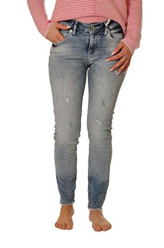 ATT Damen Jeans Leoni 11812-3216 L 27 (42, 960 blue faded) (Die Dame In Der Att)