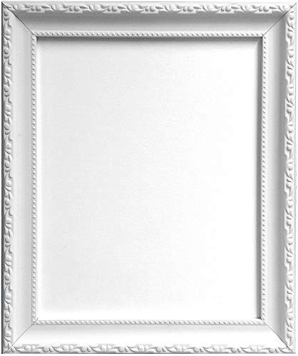 Frames By Post  AP-3025 - Marco para foto o lámina, blanco, 30 x 40 cm