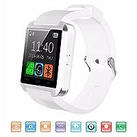 Dxable Bluetooth SmartWatch, kol saati dijital spor desteği–Fitness izleyici Smart adım sayacı ile adım sayaç/health uyku monitör iOS için Android Samsung S8iPhone 7