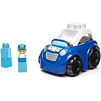Mega Bloks DYT60 Police Car