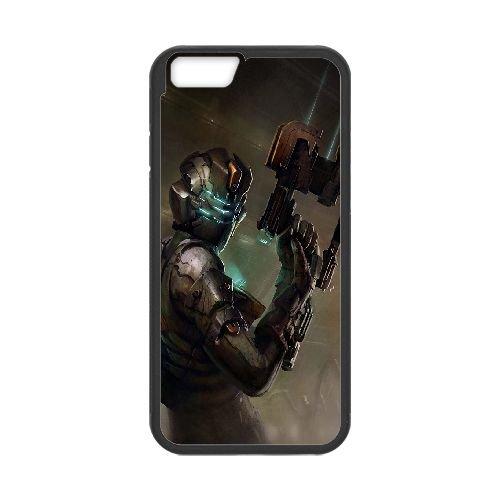 Dead Space 3 coque iPhone 6 Plus 5.5 Inch Housse téléphone Noir de couverture de cas coque EBDXJKNBO13042