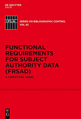 functional-requirements-for-subject-authority-data-frsad-ifla-series-on-bibliographic-control