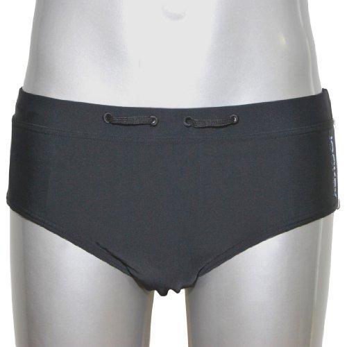 JOCKEY Badehose Retro Slip International Collection Black
