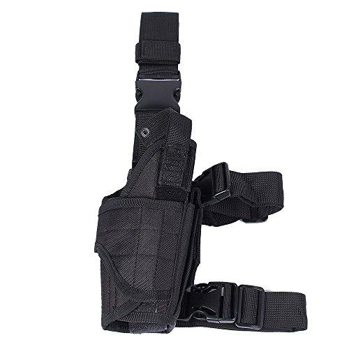 tactica-universal-pistola-pistola-de-mano-gota-pierna-diestros-de-monedero-negro