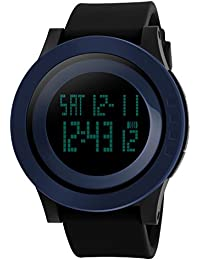 Naivo Swiss Automatic Brass Plated Stainless Steel And Rubber Color:Black (Model: WATCH-1147)