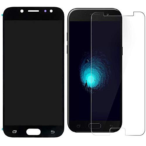 HY-Markt for Samsung Galaxy J7 2017 J7 Pro 2017 J730G J730 J730F Display im Komplettset LCD Ersatz Für Touchscreen Glas Reparatur Glas Pro Lcd
