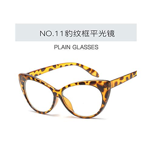 Sportbrillen, Angeln Golfbrille,NEW Retro Sexy Cateye Sunglasses Women Brand Designer Vintage Cateyes Sun Glasses Fashion Female Glasses UV400 Shades C11