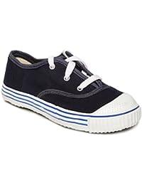 PARAGON Kid's Blue School Shoes