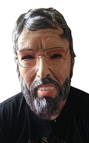 Gerry Adams Mascherina Realistico Sinn Fein Irlandese Politico Costume Masquerade