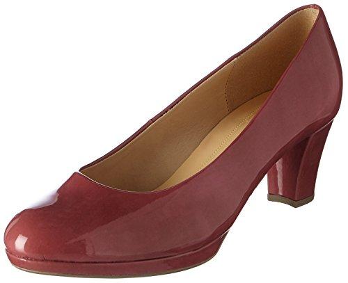 Gabor Gabor, Escarpins femme Rouge (90 dark-rose)
