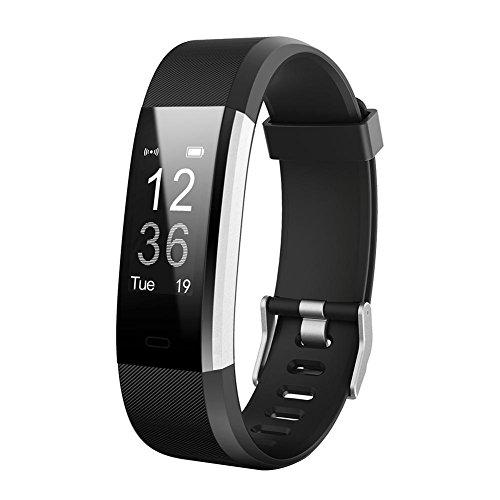 Preisvergleich Produktbild Herzfrequenz Monitor,  nelnissa ID 115plus HR Smart Wasserdicht Fitness Tracker Armbanduhr
