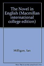 The Novel in English (Macmillan international college edition)