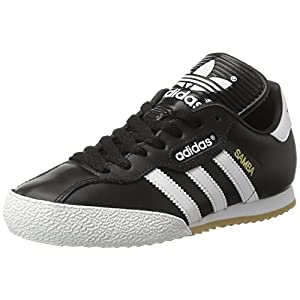 41s8%2BQYx9CL. SS300  - adidas Men's Samba Super Fitness Shoes