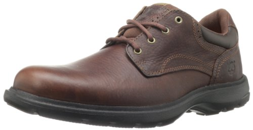 Timberland Men's Richmont PT Oxford,Brown,7.5 M US (Full-grain Brown Burnished)