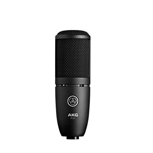 Akg - P120 perception microfono cardioide vocal