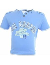Lee Cooper Camiseta Mangas cortas Bebé Niños LC East London