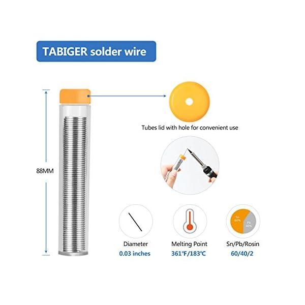 Soldador de Estaño Electrónico con Temperatura ajustable y Interruptor