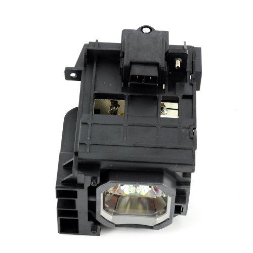 Molgoc NP06LP Ersatz-Projektorlampe mit Gehäuse für NEC NP1150 NP1200 NP1250 NP2150 NP2200 NP2250 NP3150 NP3151 NP3151W NP3200 NP3250 NP3250W