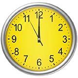 Ability Superstore - Reloj para personas con problemas de vista, color amarillo