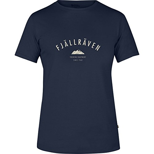 Fjällräven Herren Trekking Equipment T-Shirt Dark Navy