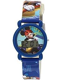 Disney Digital Multi-Color Dial Children's Watch - DW100232