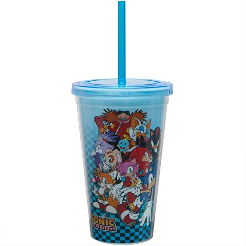 Cup - Sonic the Hedgehog Carnival by Backstage Pass