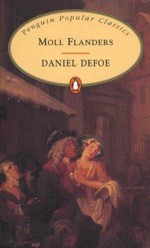 Moll Flanders by Defoe, Daniel (2007) Paperback