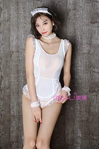 BH-Hemden Für Damen Kostüme Für Erwachsene Kopfschmuck Hals Ring Neue Sexy Sexy Süße Offene Mädchen Kostüm Rolle, Bild Farbe, Eine ()