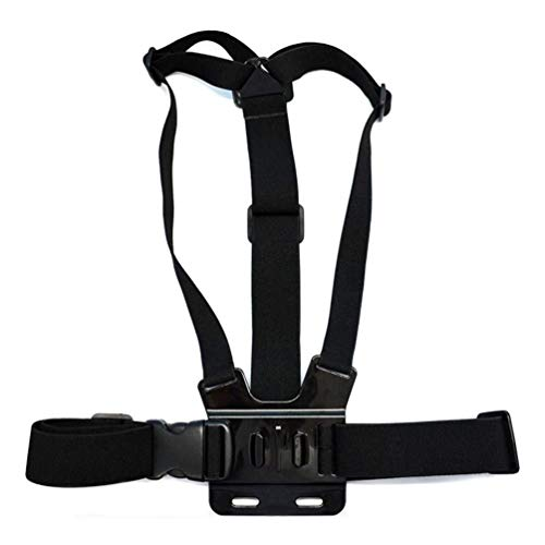 Chest Strap Belt Body Tripod Harness Mount For Go Pro SJCAM SJ4000 Sport Cam Fix -