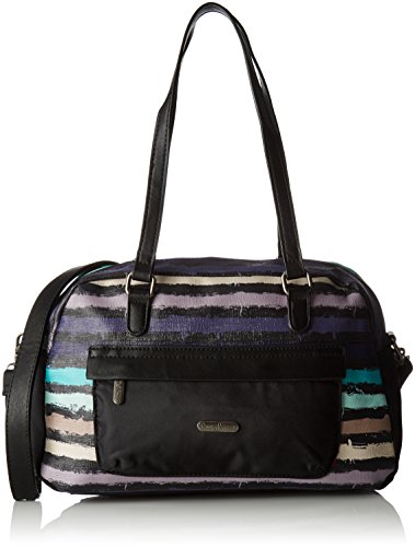 Little Marcel femme Ol04 Sac bowling Multicolore (Paint)