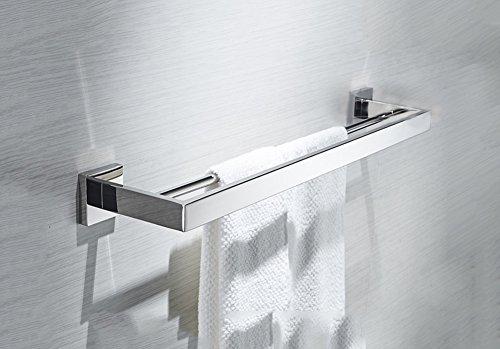 Porte torchon Serviette de bain/serviette double serviette porte serviette salle de bain sur pied (taille : 50 cm)