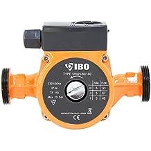 La bomba de circulación Udu 25-60/180 bomba agua caliente calefacción prensaestopas,