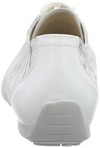 Semler - Nele, Sneakers da donna Bianco (010 - weiss)