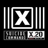 Suicide Commando: X20 Best of (Audio CD)