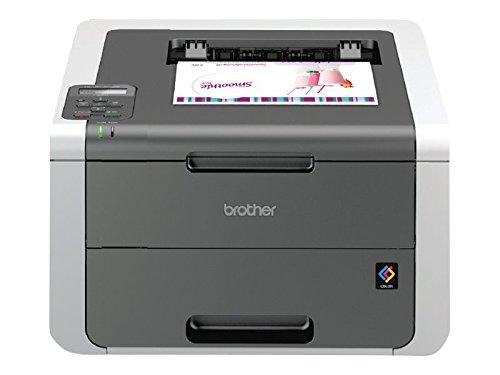 Brother HL-3140CW Farbe 2400 x 600DPI A4 WLAN Schwarz, Elfenbein - Laser-/LED-Drucker (GDI, 2400 x 600 DPI, LED, Schwarz, Cyan, Magenta, Gelb, 300 - 1500 Seiten pro Monat, A4)