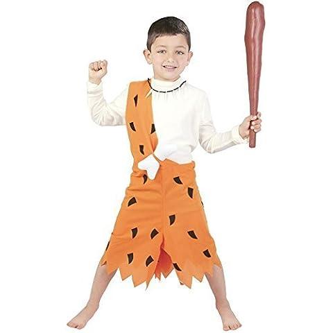 Bambini Ragazzi anni 60Cartoon Caveman libro giorno settimana Halloween costume da 3–12anni
