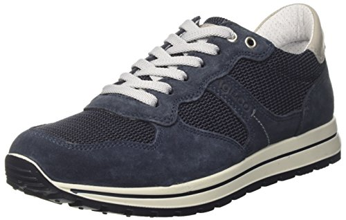 Blu Co Herren Blu USR Sneaker IGI Scuro 11214 q6YZwPwTx