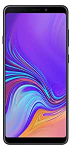 Samsung Galaxy A9 (Caviar Black, 6GB RAM, 128GB Storage) with Offers