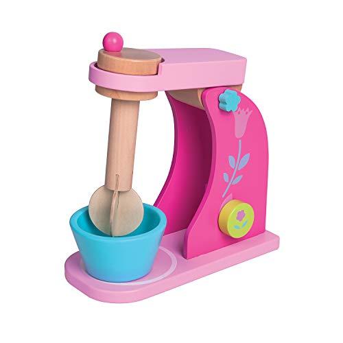 House of Toys Robot Pâtissier - Jeu d'Imitation Cuisine Enfant - Jouet en Bois