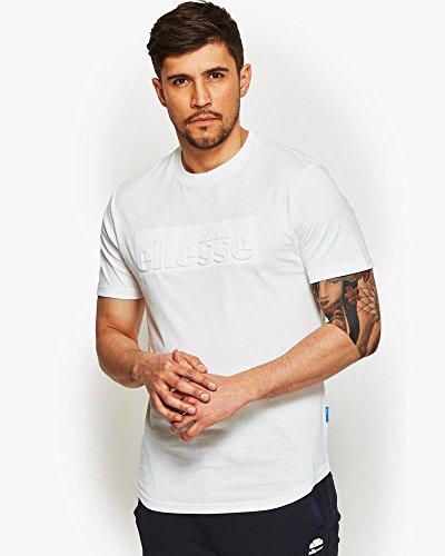 ellesse Impresso Shirt, Herren M weiß (Optic Whit) Preisvergleich