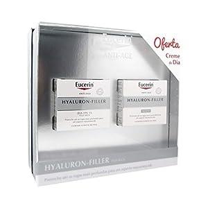 Eucerin Pack Hyaluron Filler Antiarrugas Crema De Día Piel Seca 50ml + Hyaluron Filler Crema De Noche 50ml