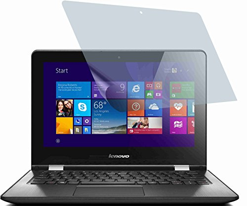 4ProTec Lenovo Yoga 300 11,6 Zoll (2 Stück) Kratzfeste Premium Displayschutzfolie Bildschirmschutzfolie ANTIREFLEX Schutzhülle Displayschutz Displayfolie Folie