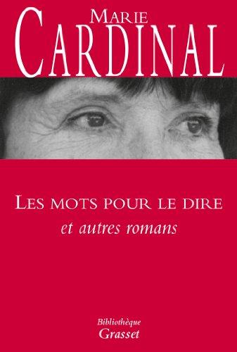 Les Mots Pour Le Dire [Pdf/ePub] eBook