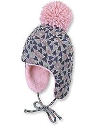 Sterntaler Baby-Mädchen Inka-Mütze