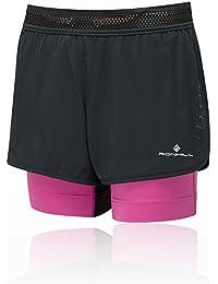 Ronhill Women's Infinity Marathon Twin Shorts