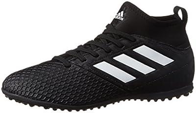 adidas Ace 17.3 Tf J, Botas De Fútbol Unisex Niños, Rouge Solaire/Argent/Rouge Vif