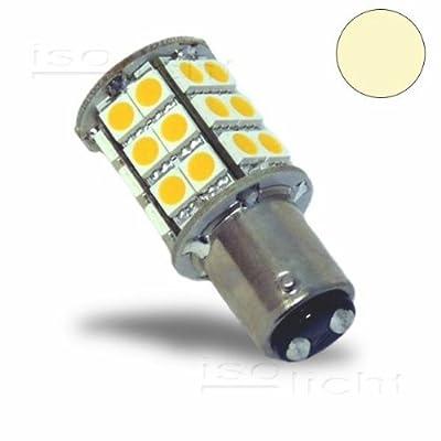 Isolicht LED BA15d 30 SMD, warmweiss von Isolicht bei Lampenhans.de